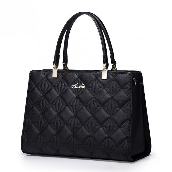 Sorena elegáns női bőr táska